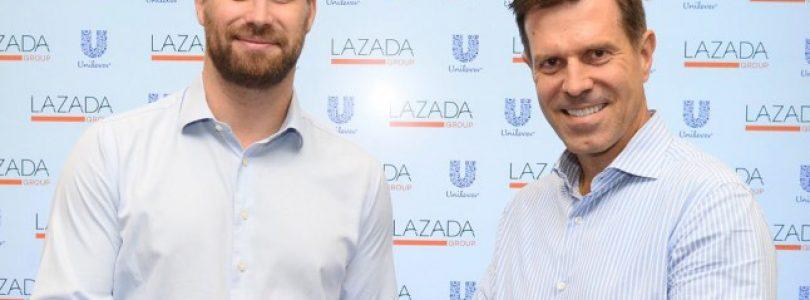 Unilever, Lazada team up to ride e-commerce boom