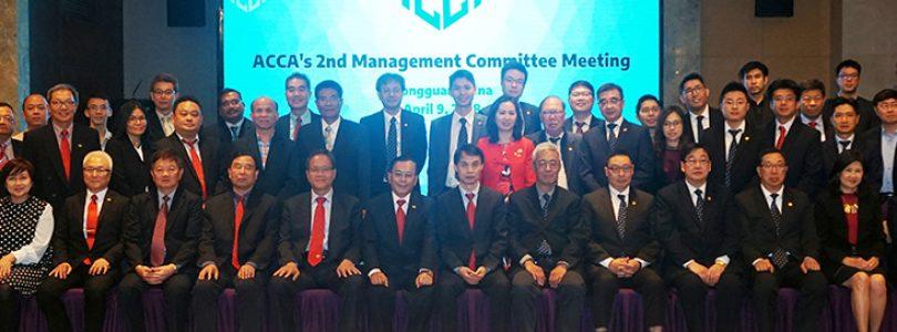 ACCA'S Meeting April 2018 at Dongguan – China