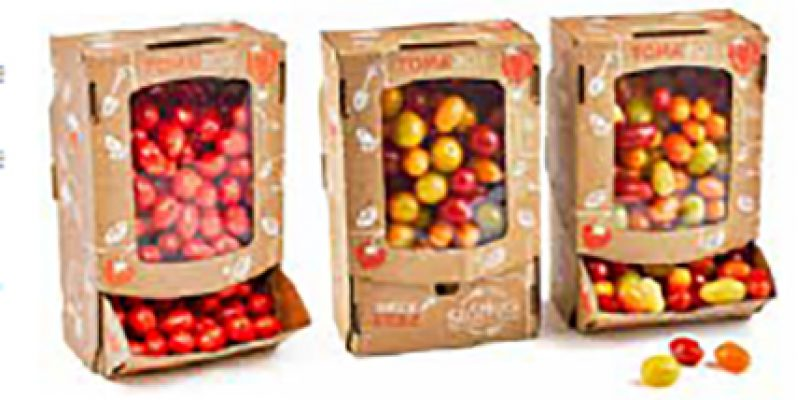 DS Smith helps Stoffels Tomato Farm Achieve More Efficient Self-service